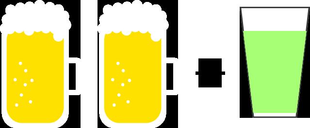 大阪男塾での飲酒量